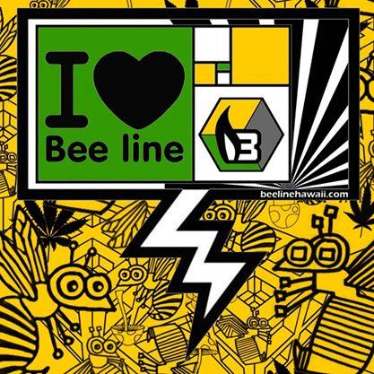 I Love Bee Line