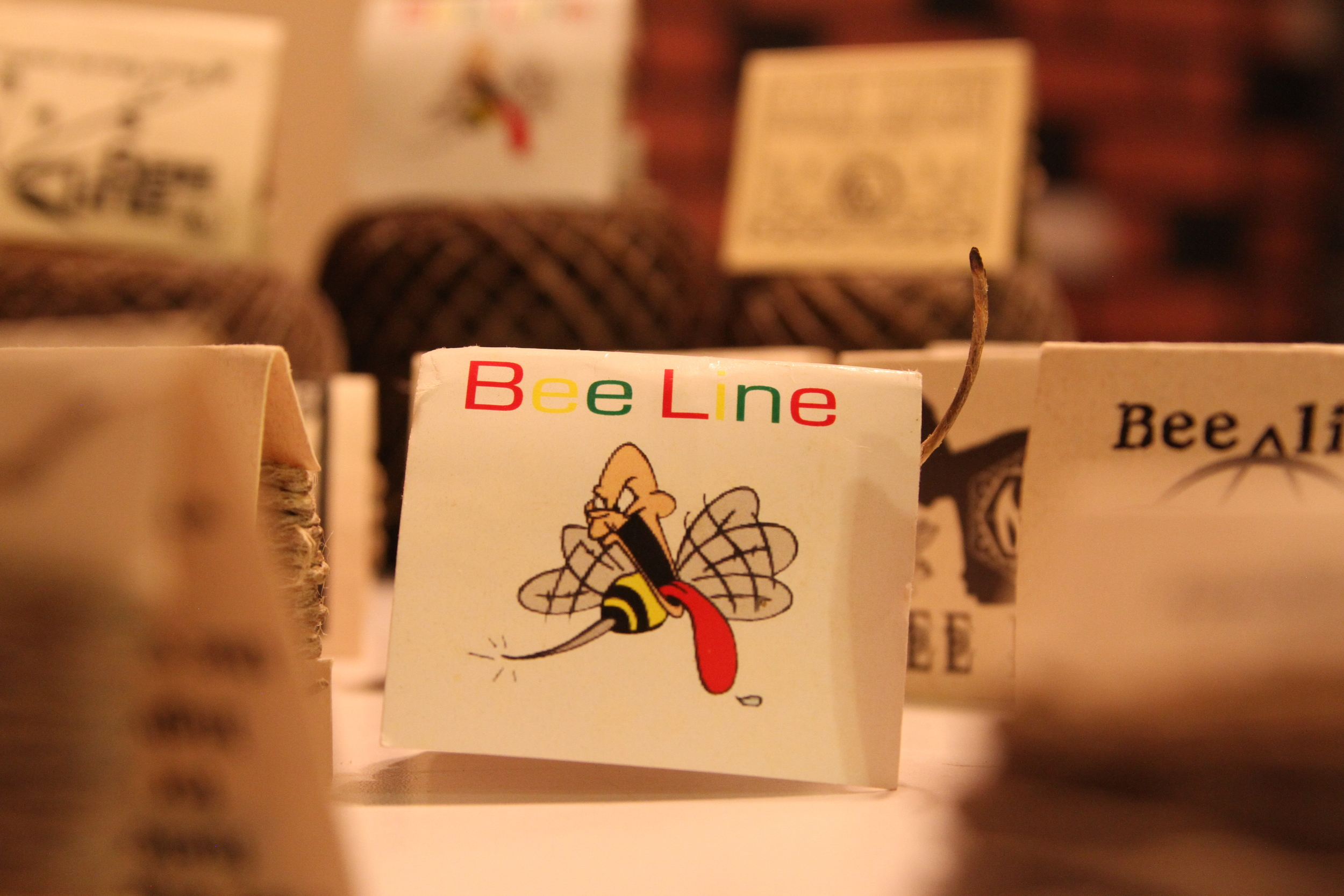 Bee Line's First Pack