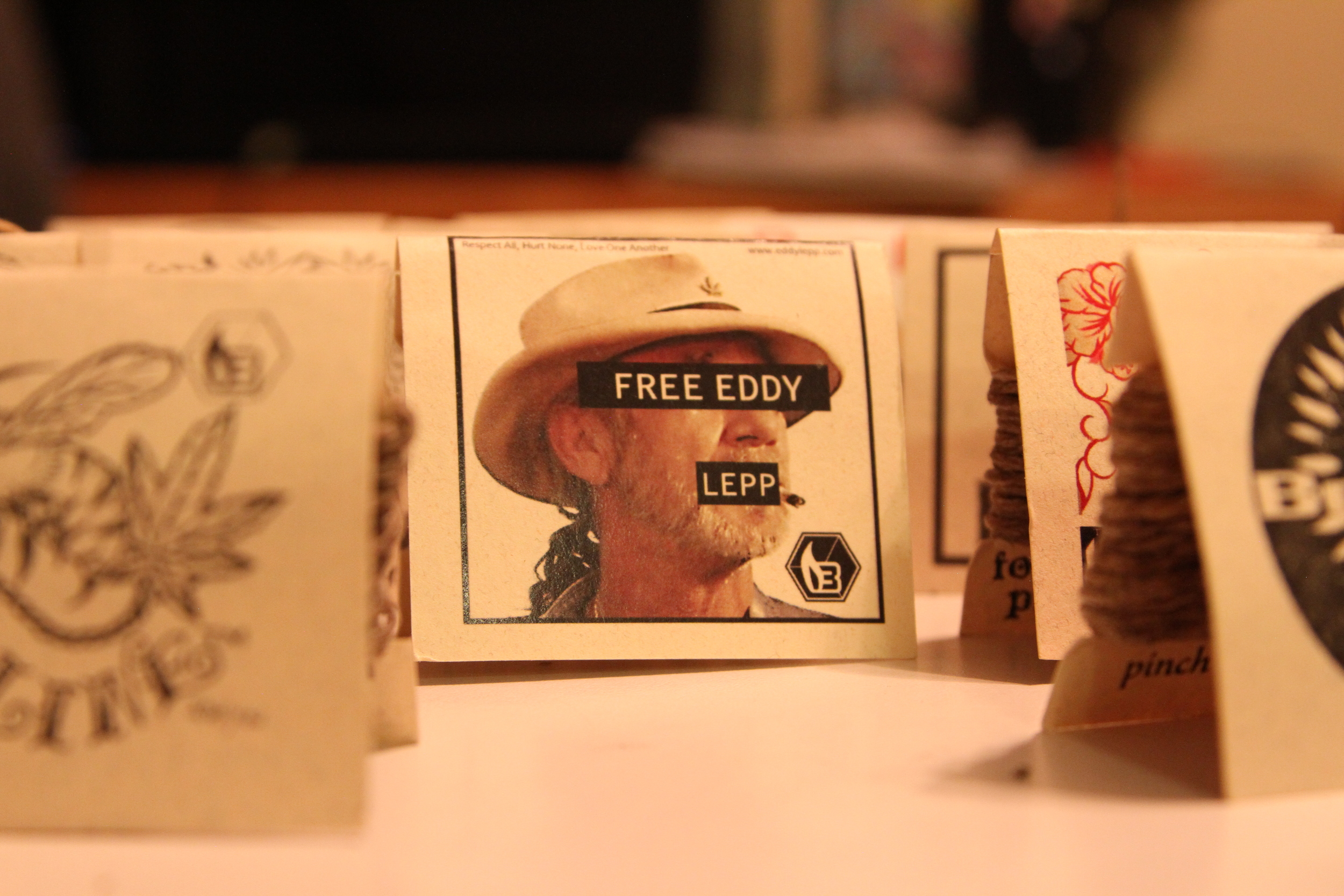 Bee Line Free Eddy Lepp Pack