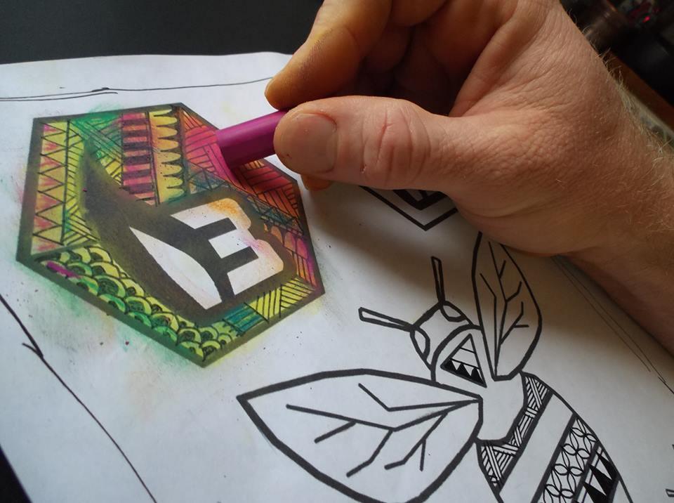 Bee Line - Drawing.jpg