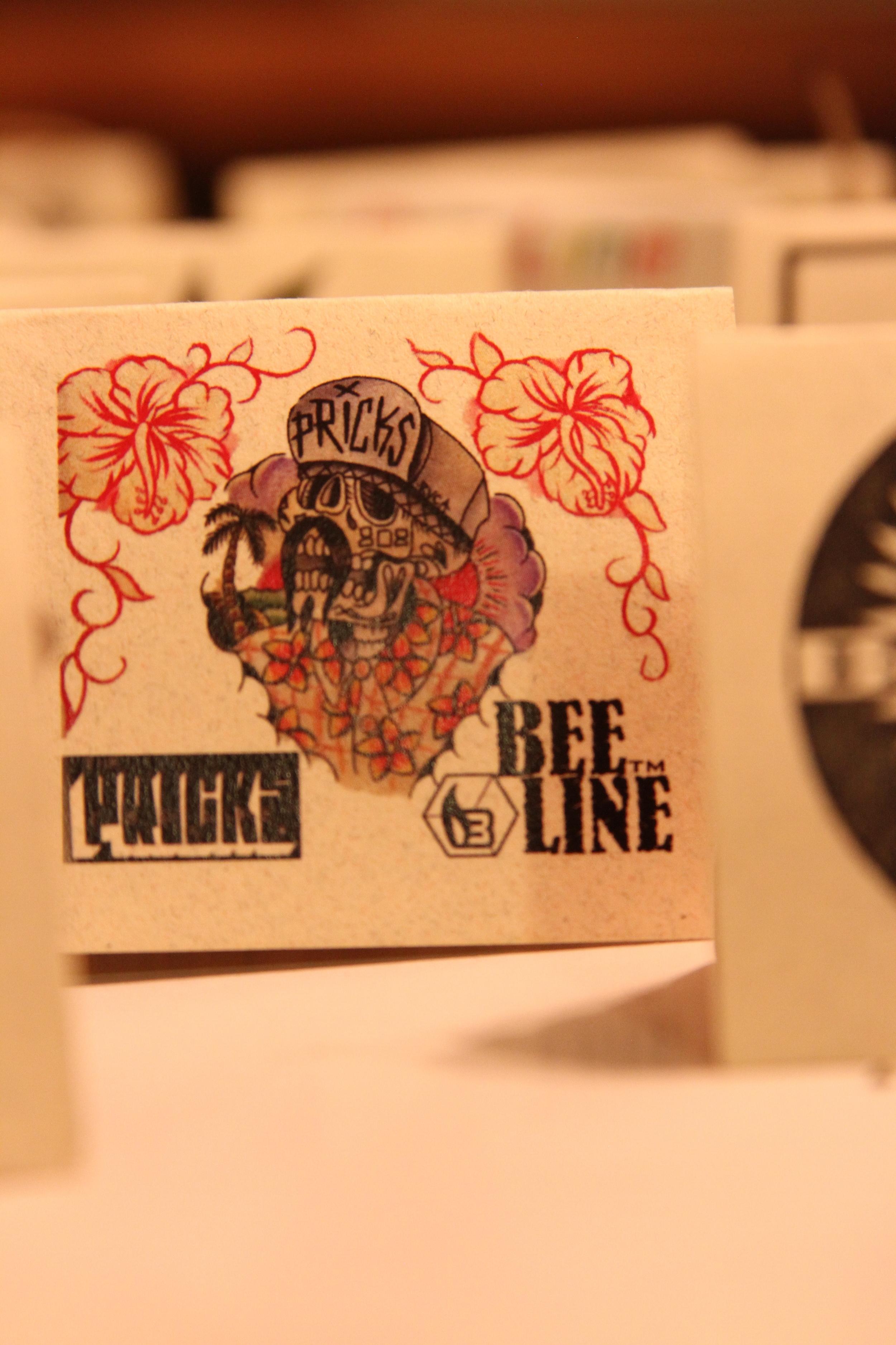 Bee Line Pricks Pack