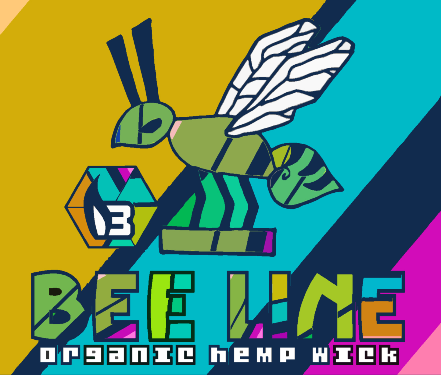 Bee Colorful