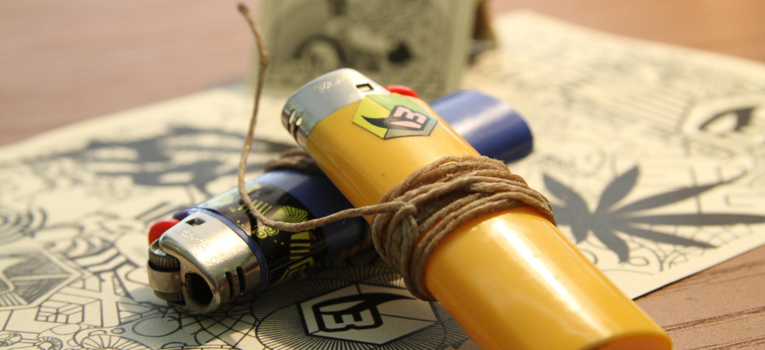Bee Line Hemp Wick Lighter