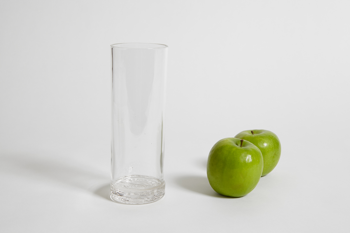 American Blown Pint Glass. Photo: Heather Rasmussen