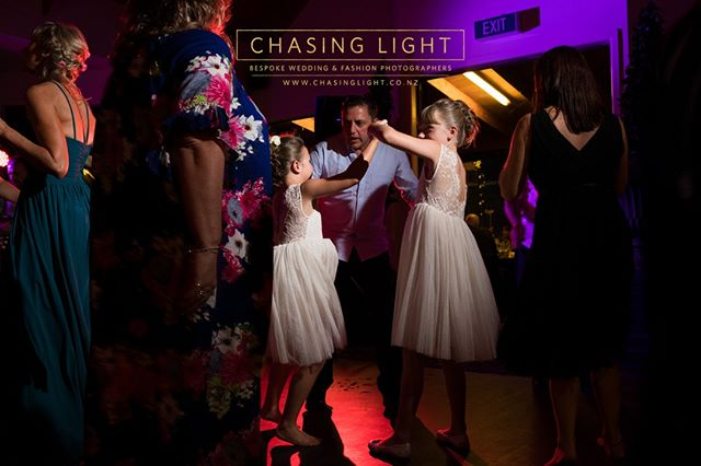 When your dance floor is lit!  Chasing Light: Bespoke Wedding & Fashion Photography. © Chasing Light 2019.  www.chasinglight.co.nz