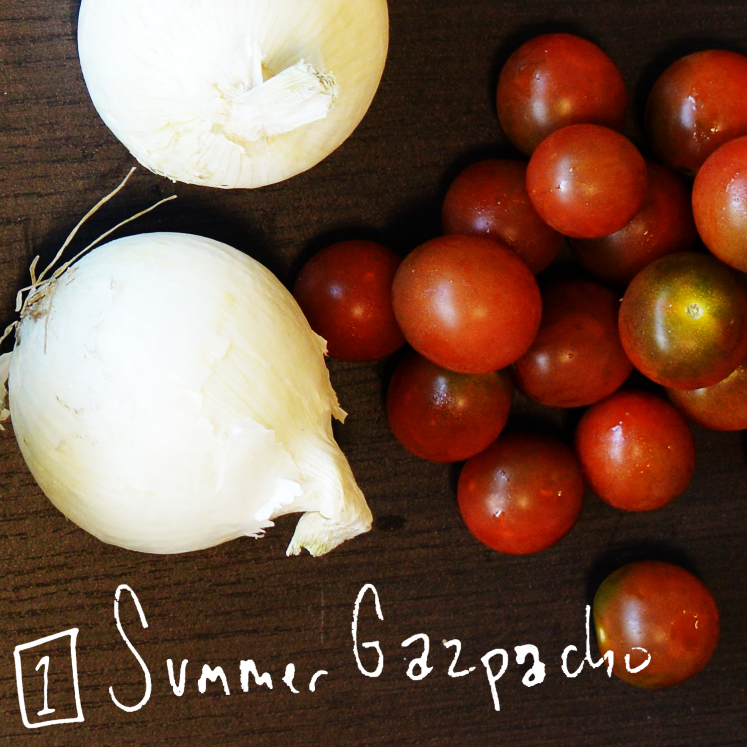 A refreshing summer soup for the dog days of Summer. - Find the recipe at: Food52