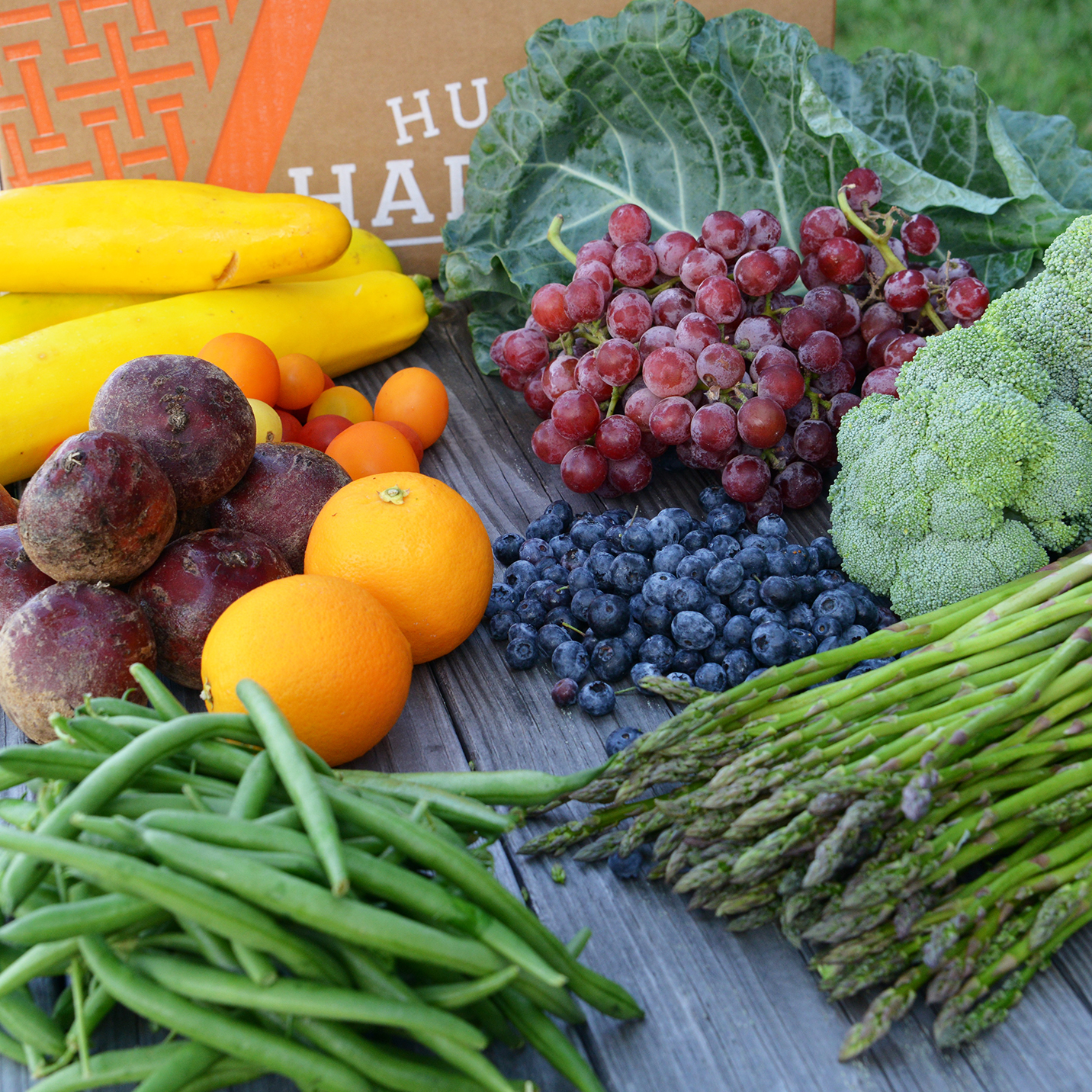 Recipe Ideas for Your Harvests