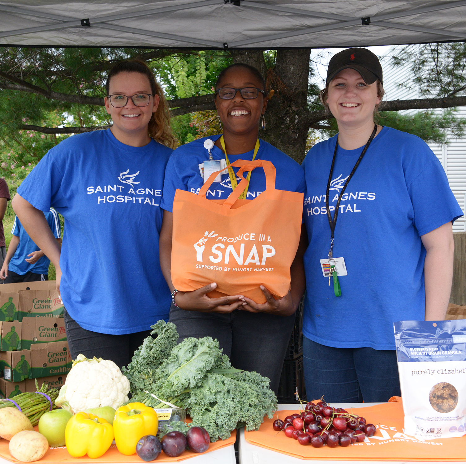 @hungryharvest  A Fresh Look at Ending Hunger  New solutions for Providing Food Access