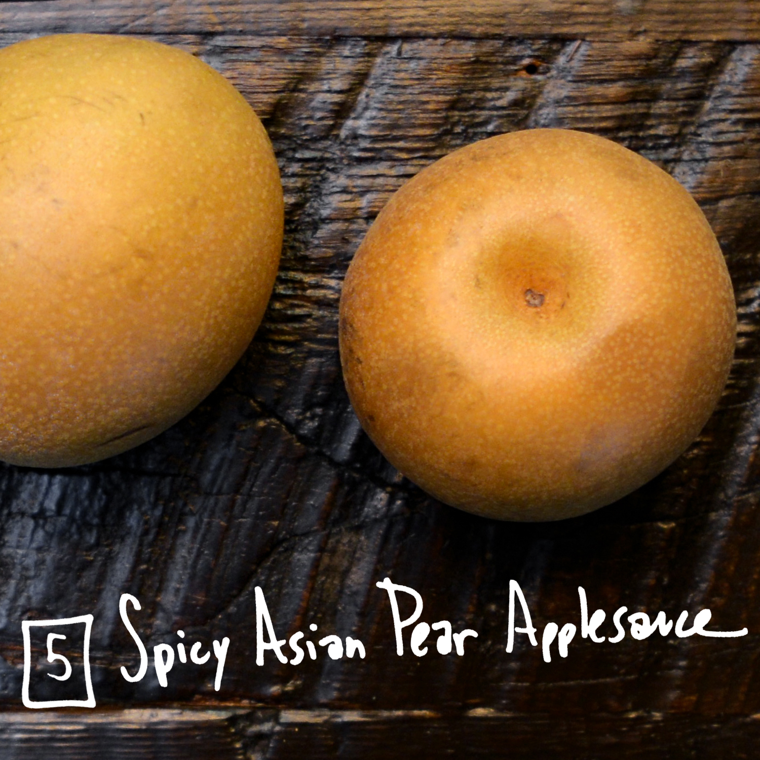 Only three steps to Chai-spice inspired applesauce that will make your house smell amazing. - Find the recipe at: Side Chef