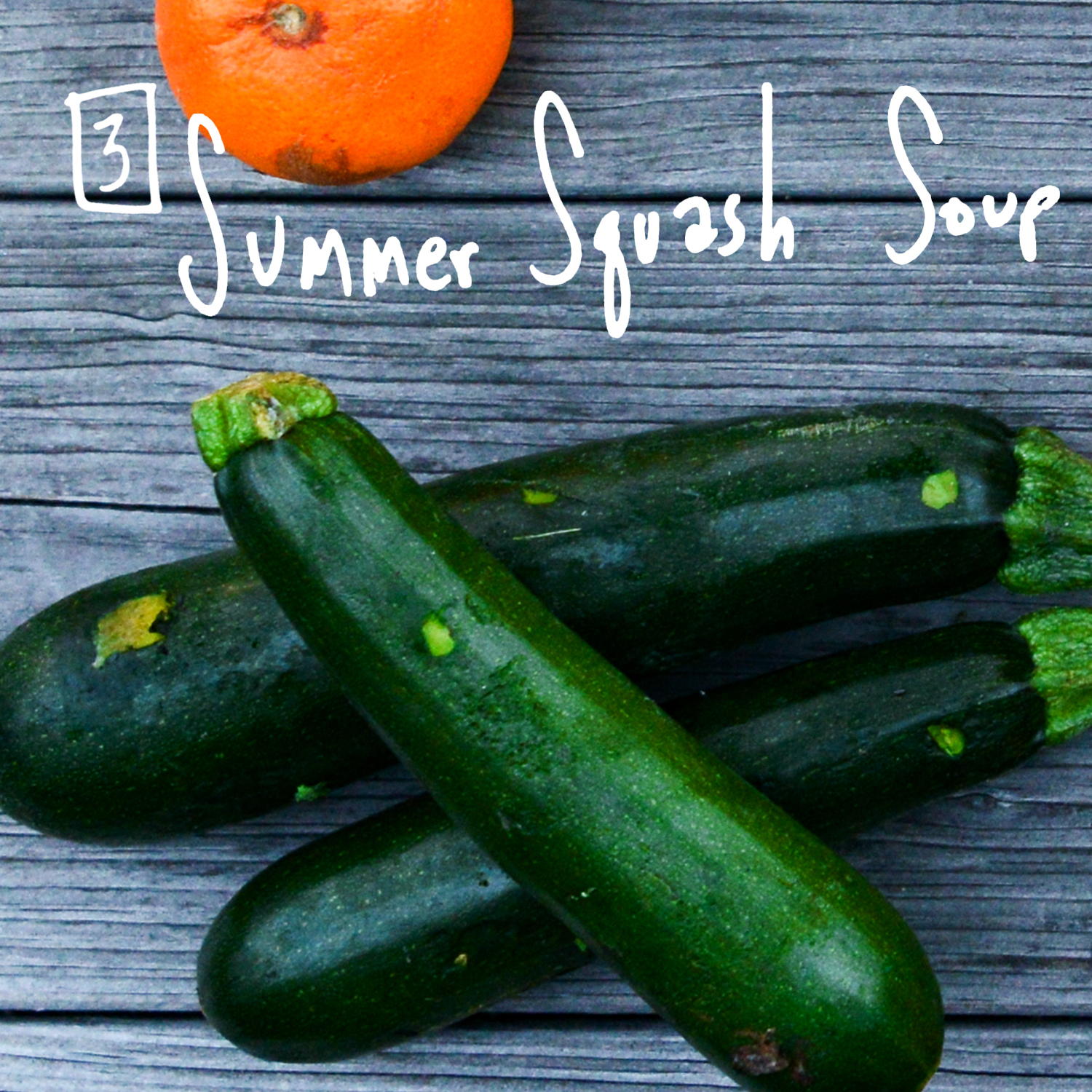 A cozy way to use up the last bits of summer squash. - Find the recipe at: Naturally Ella