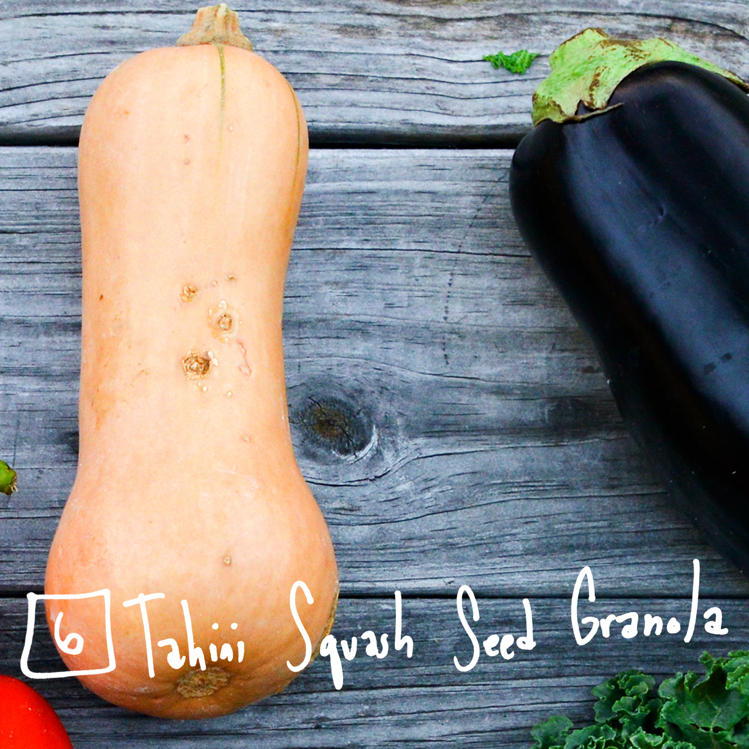 Cook your squash, but save those seeds for this savory snack. - Find the recipe at: Mind Body Green
