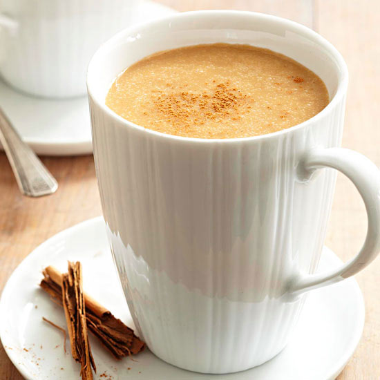 7. In a Latté - I know, kinda odd… but so, so good. With the help from a blender and a sieve, this is sure to bring some new competition to the traditional pumpkin spice latté.VIEW RECIPEPhoto: Better Homes & Gardens