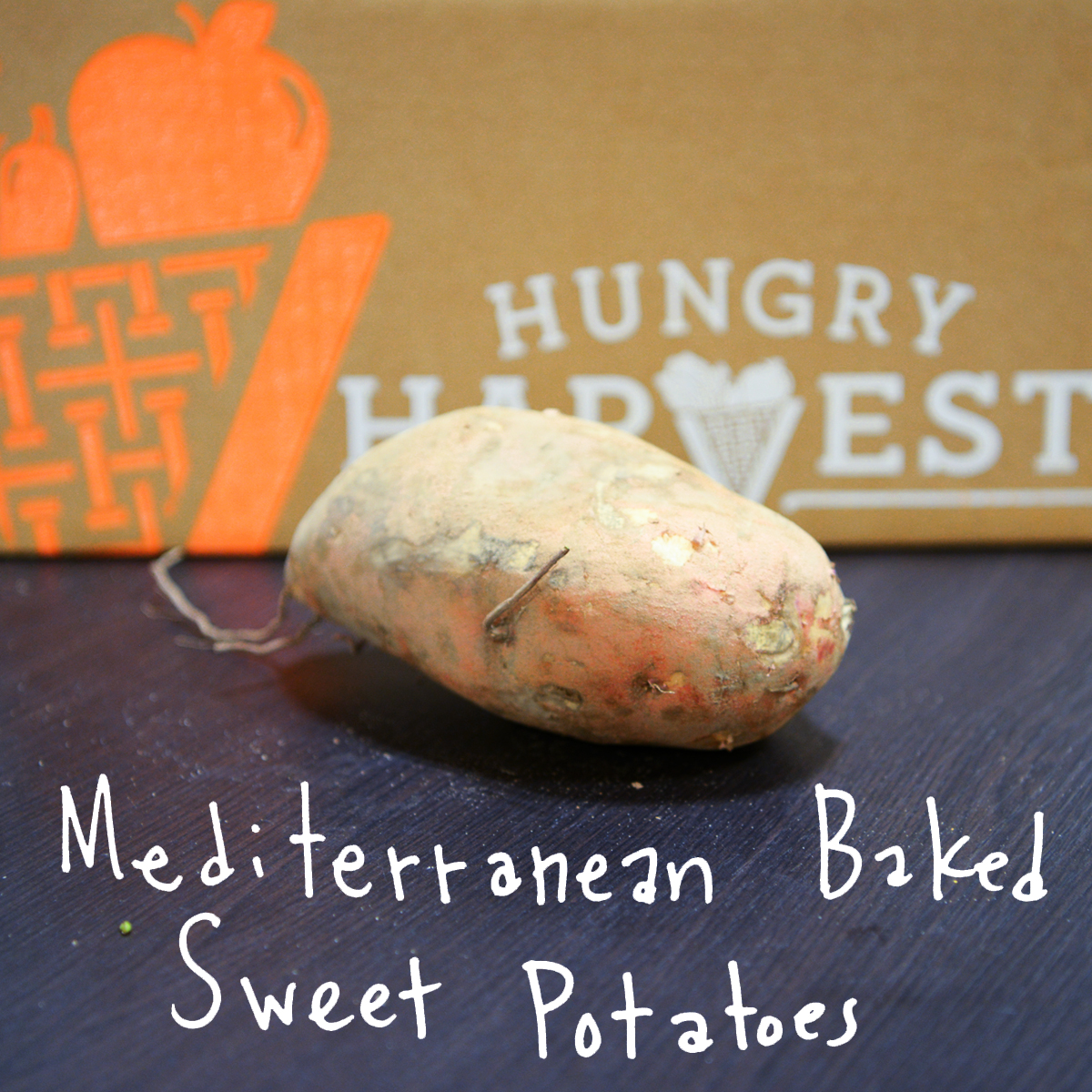 Baked sweet potatoes topped with roasted chickpeas, garlic-herb sauce and a parsley-tomato salad make for a delicious, fresh, and healthy dinner. - Find the recipe at: Minimalist Baker
