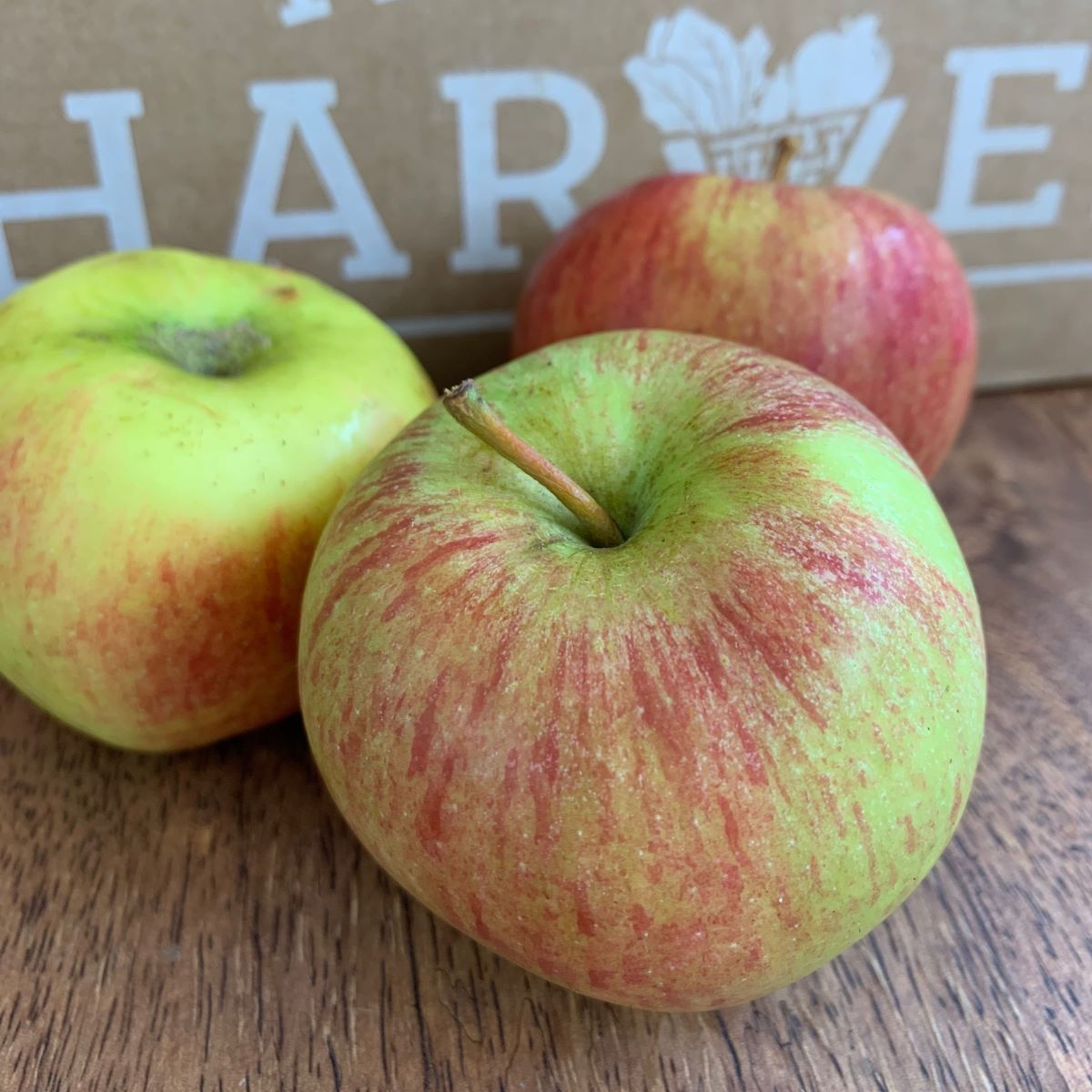 Chocolate-Granola Apple WedgesFirm, sweet Braeburn apples balance nicely in this decadent snack - Find the recipe at: My Recipes