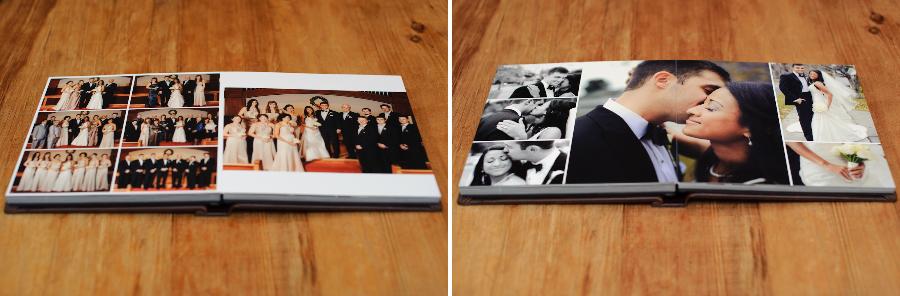 Flush Mount Album | Florida Wedding Photographer