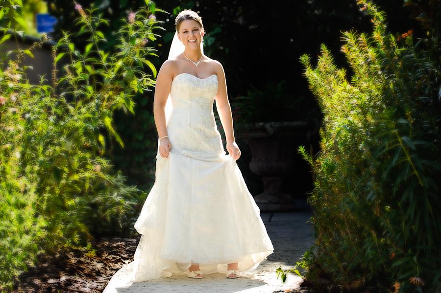 Bridal Photography | Lakeland Florida | Gardens