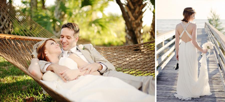 Long Boat Key Club Wedding