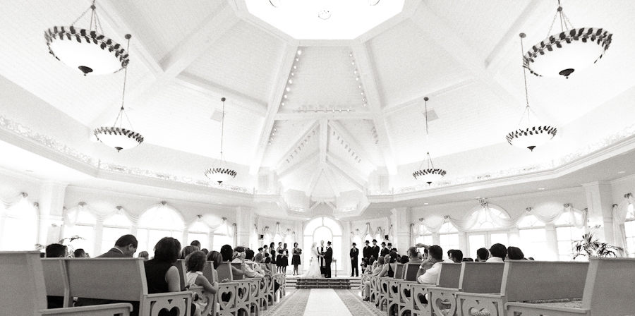 Disney Wedding Pavilion