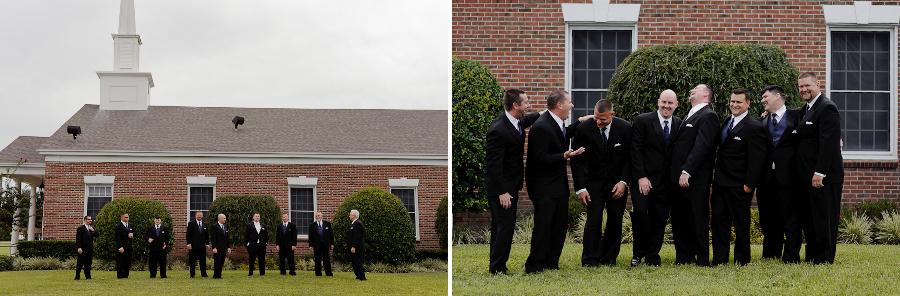 Calvary Babtist Church Wedding | Winter Haven FL | Wedding Photography