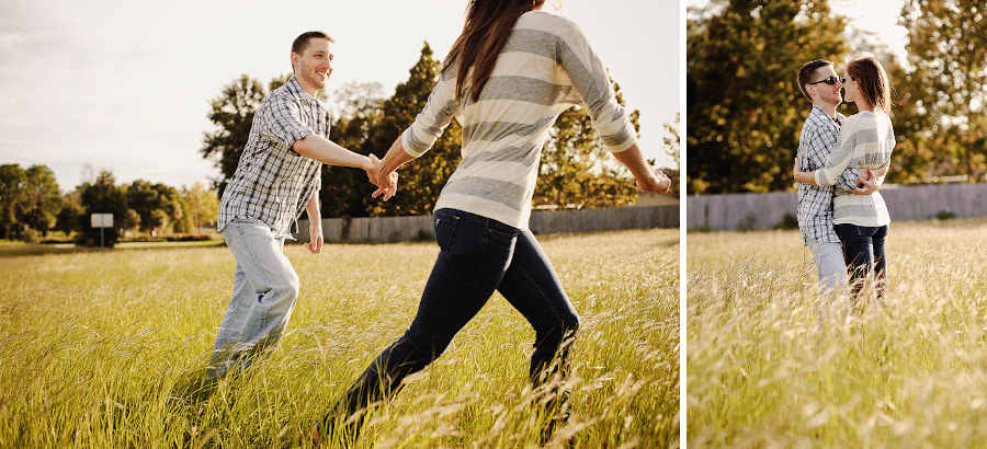 Modern Engagement Photography | Sunglow Photography | Dustin Prickett