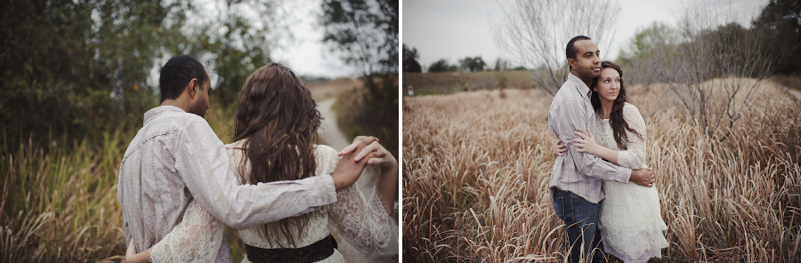 Lakeland Photography in a Field