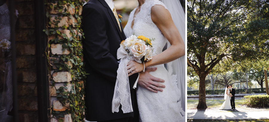 Winter Park Garden Wedding