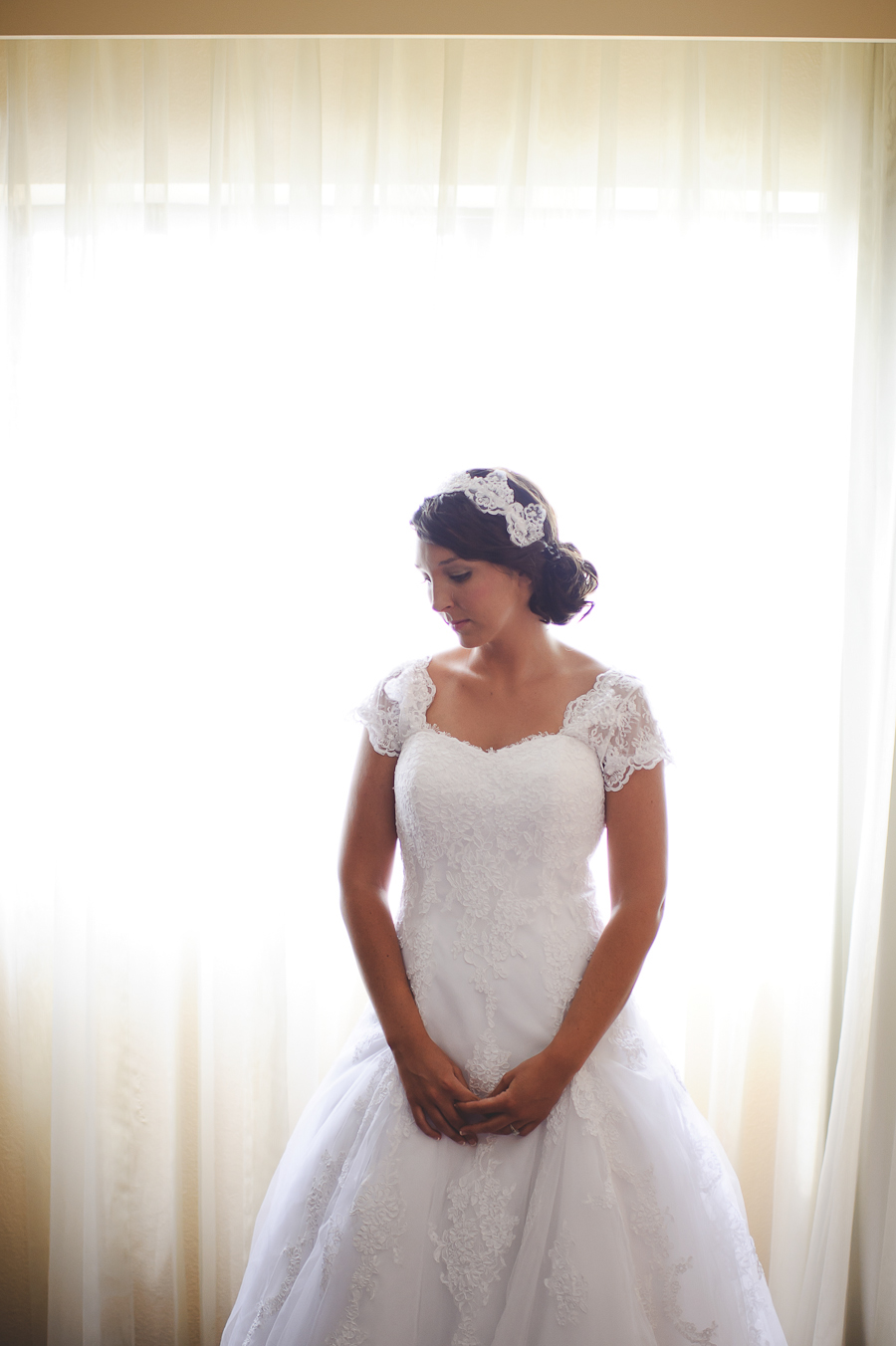 sunglow photography, stunning bridal picture