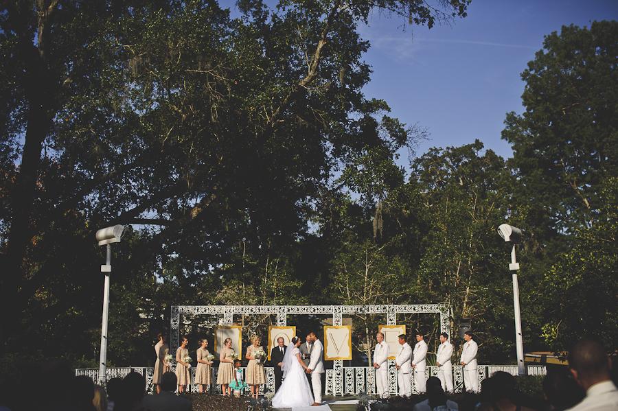 Mead Garden Wedding in Winter Park, FL