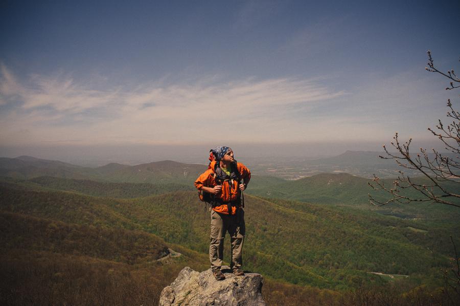 fuji, x100, appalachian trail, shenandoah national park, backpacking
