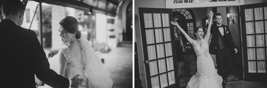 lakeland yacht and country club wedding