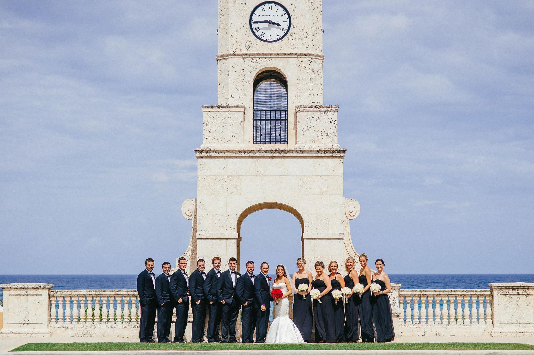 Worth Ave Wedding West Palm Beach FL
