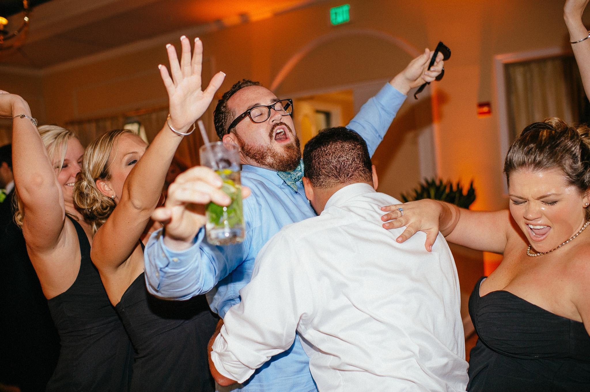 Benvenuto Restaurant Wedding Boynton Beach, Florida