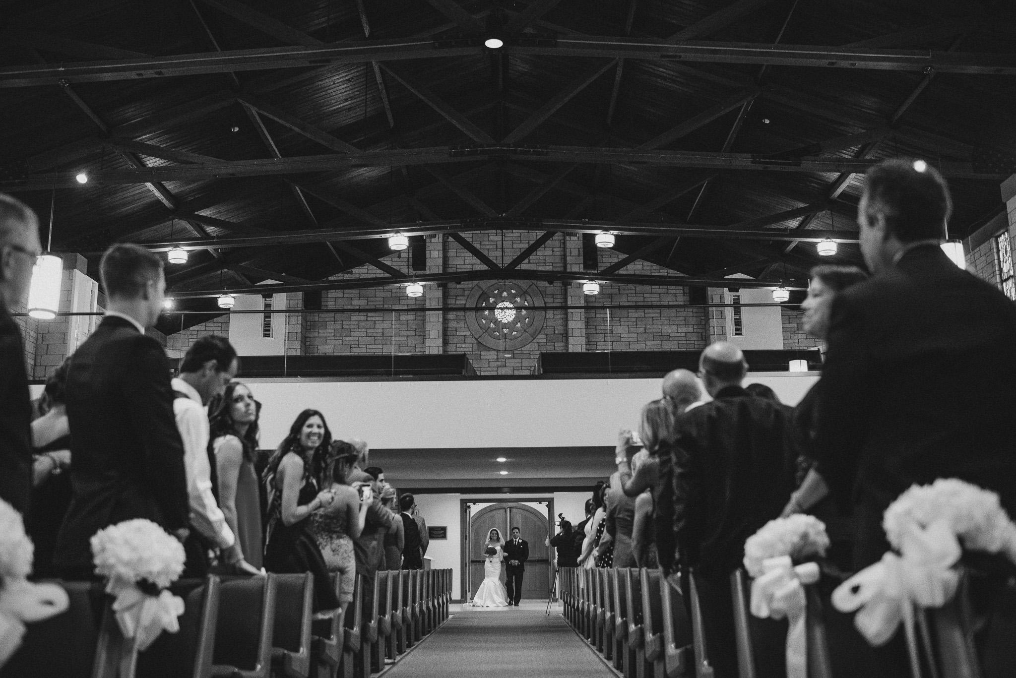 St. Juliana Catholic Church Wedding West Palm Beach