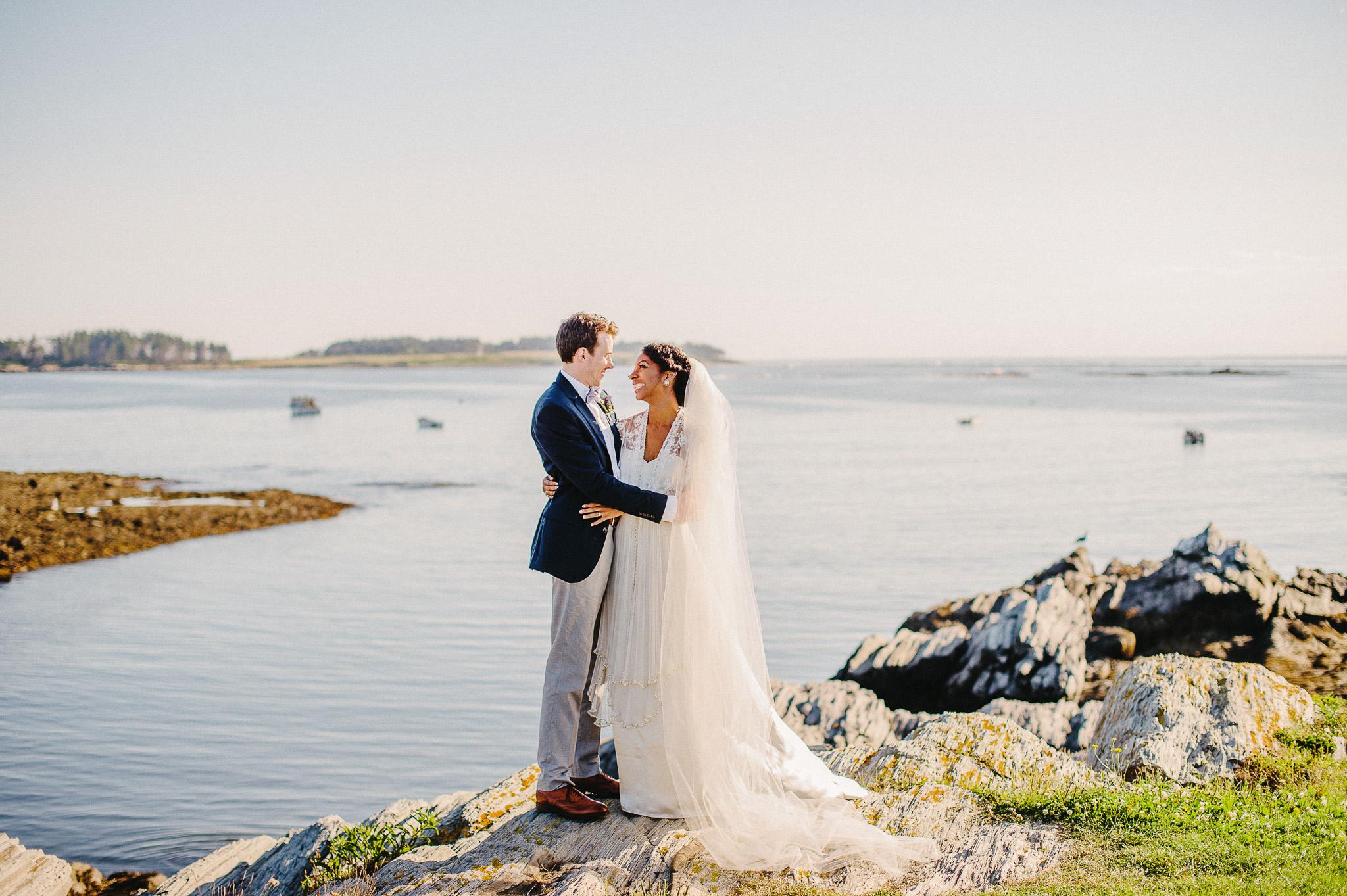 Rockland Maine Wedding Photographer