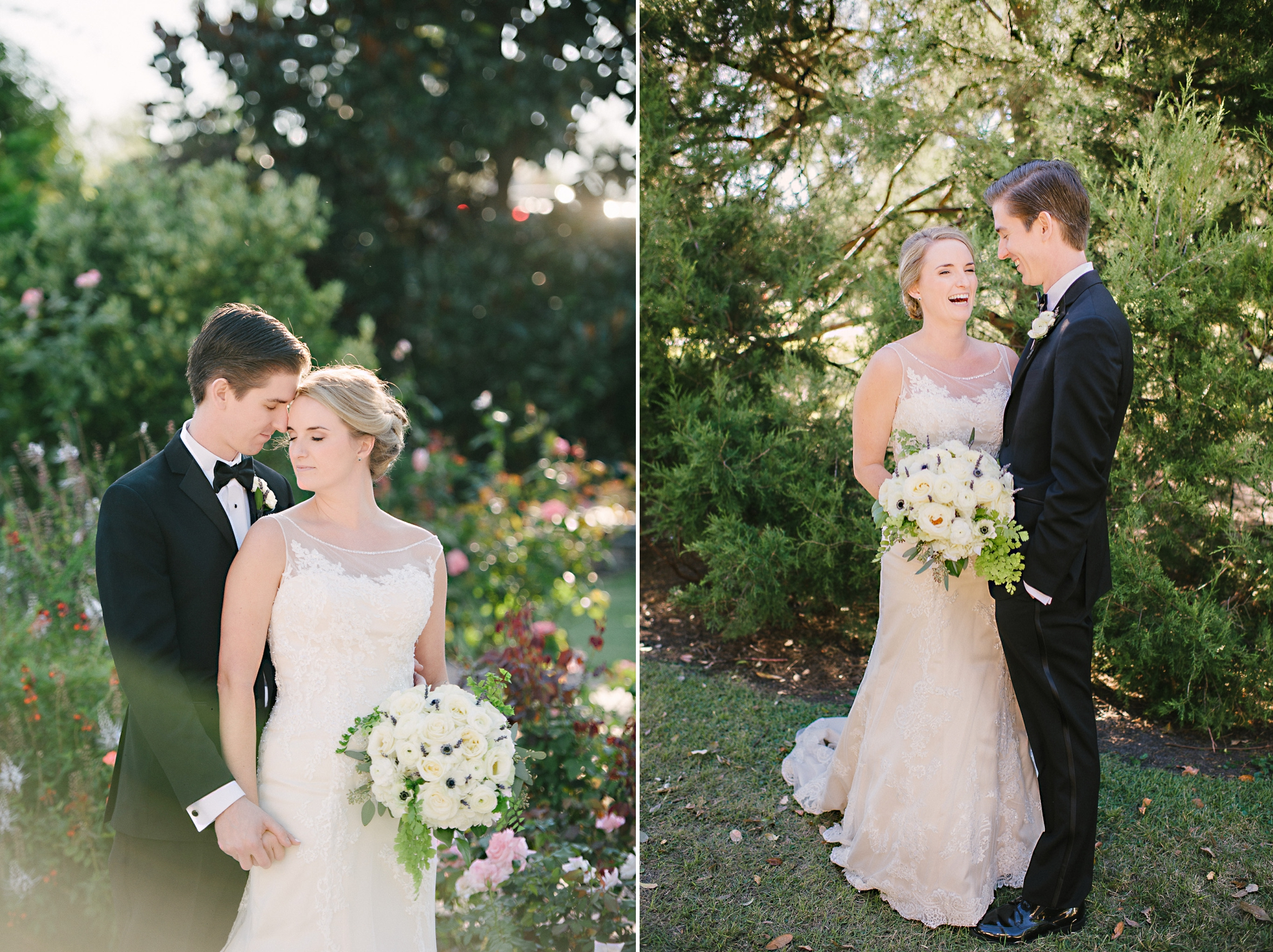Winter Park Rose Garden Wedding Florida