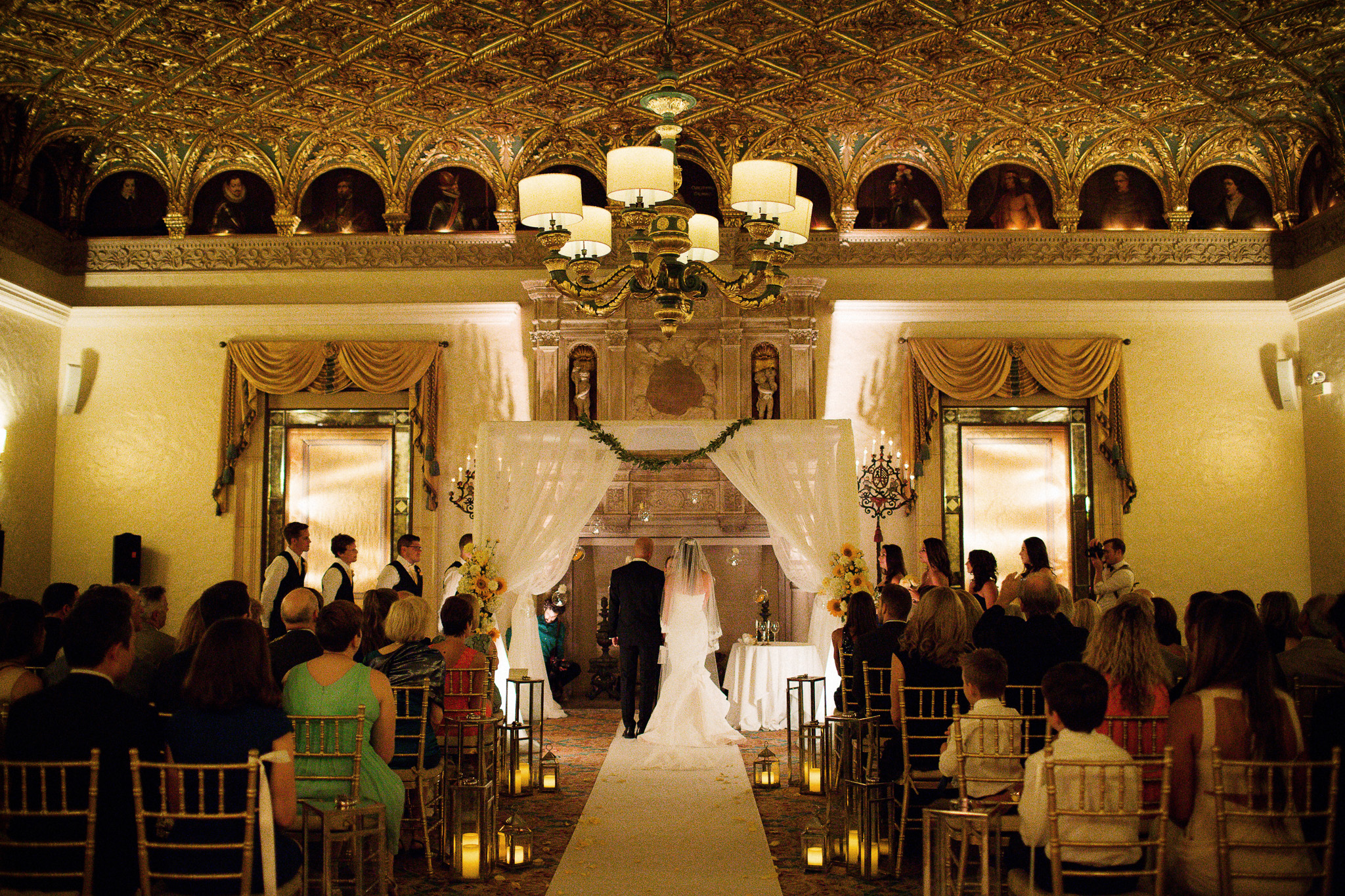 Gold Room The Breakers Palm Beach Florida