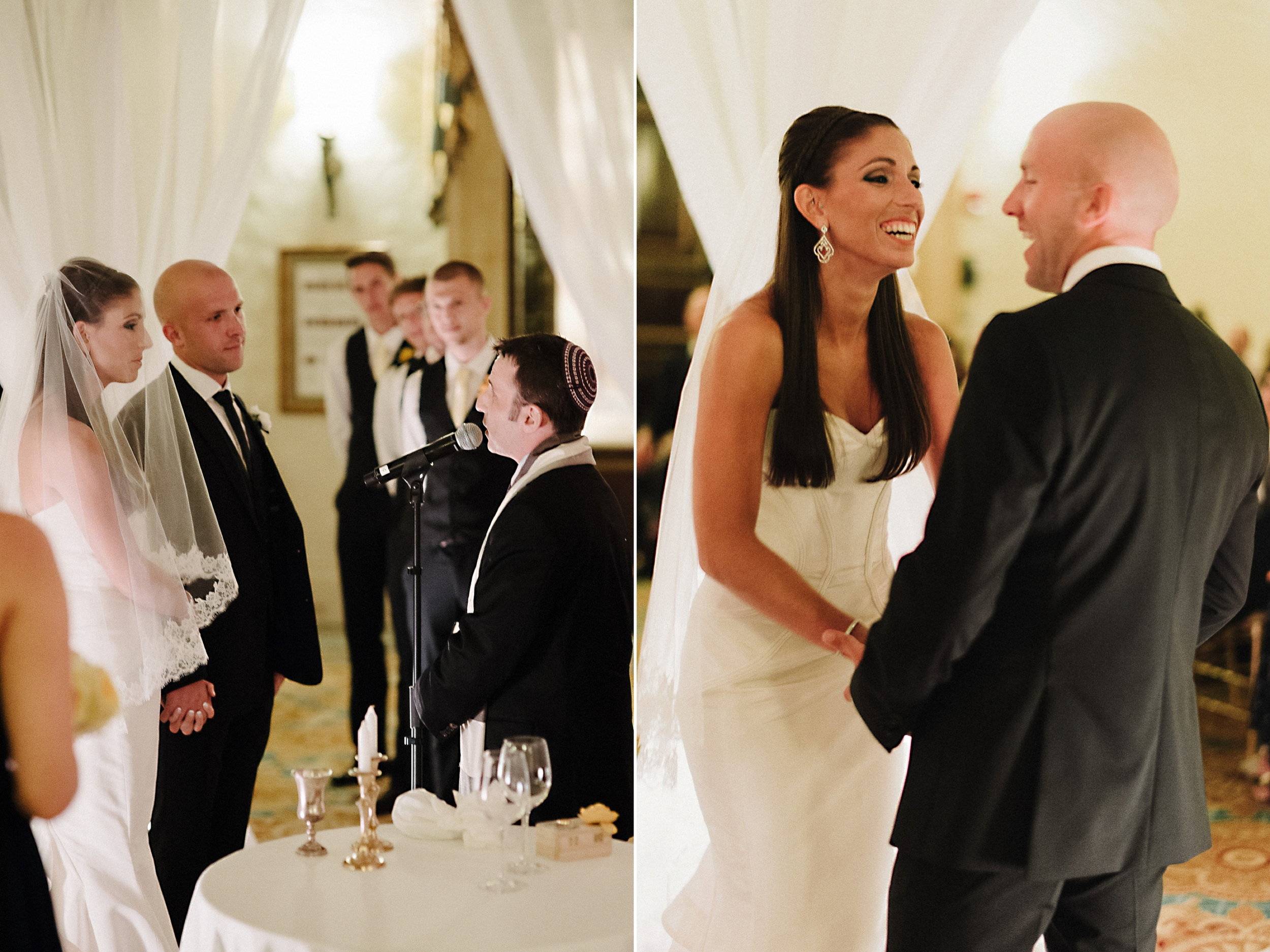 Gold Room The Breakers Palm Beach Florida Wedding