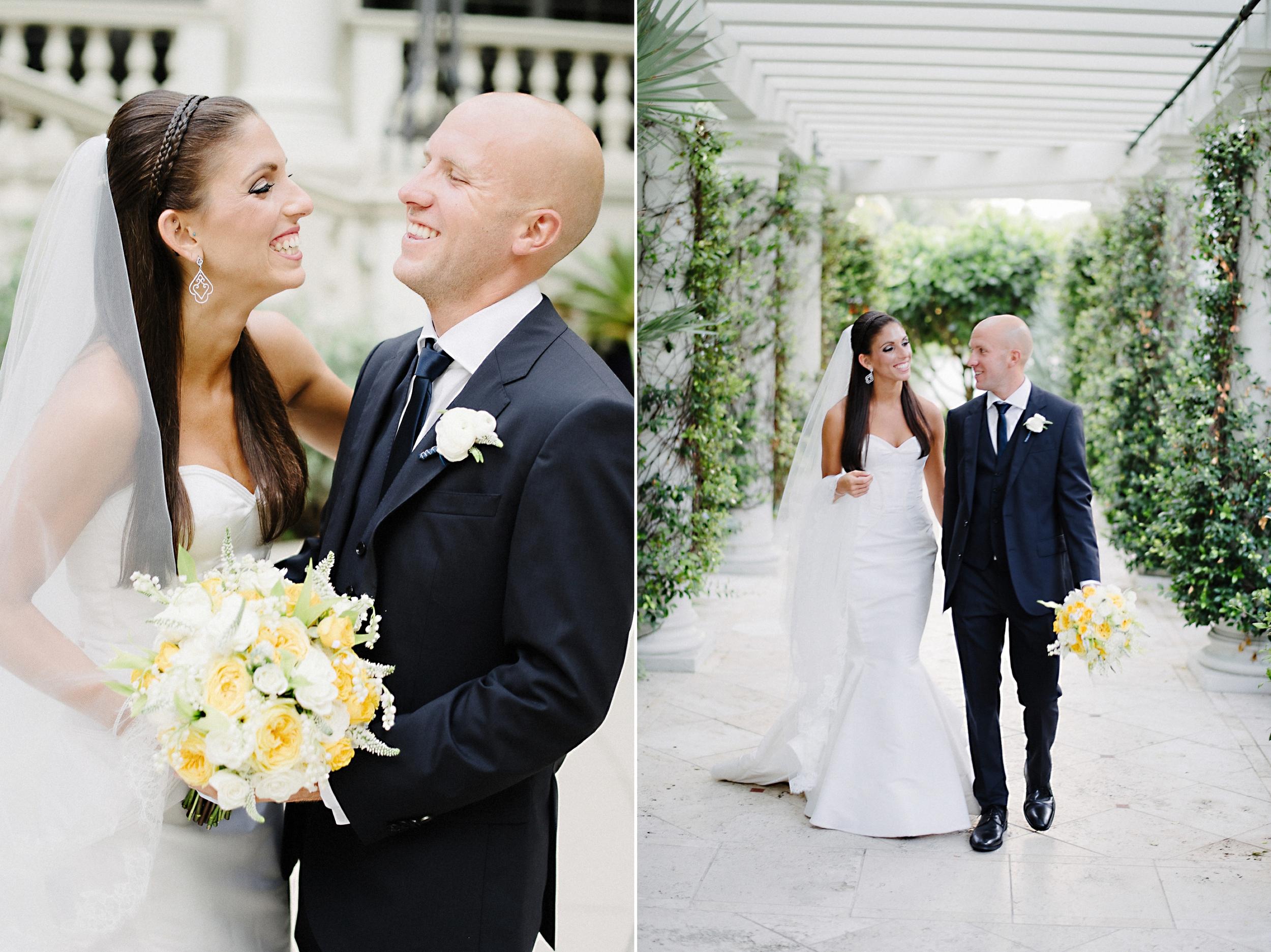 The Breakers Palm Beach Florida Wedding