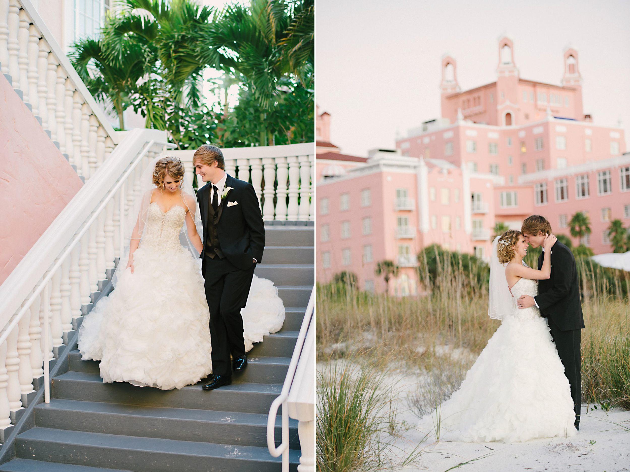 Don Cesar Beach Wedding