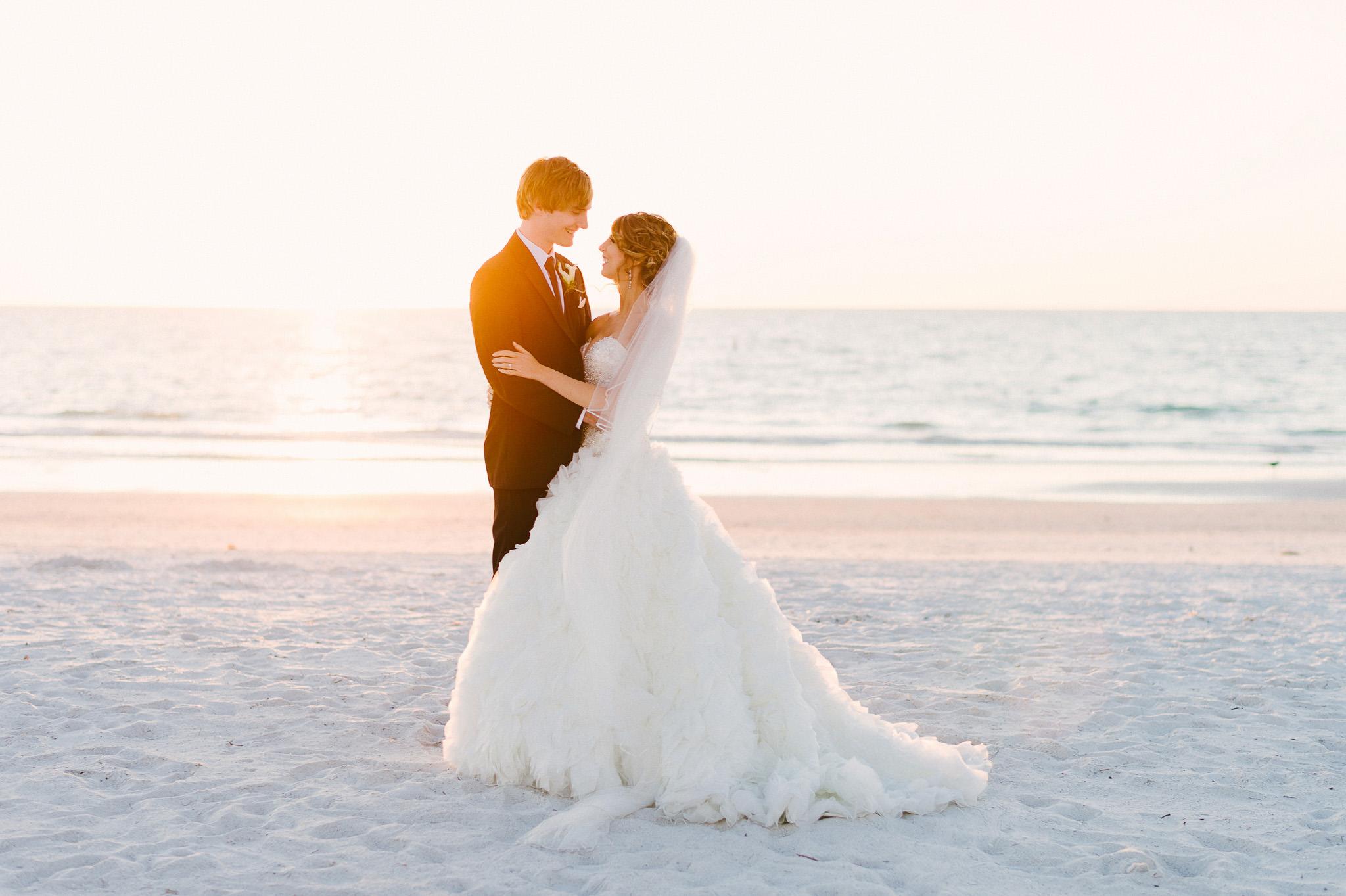 Don Cesar Beach Wedding Christina and Alex Graham Wedding