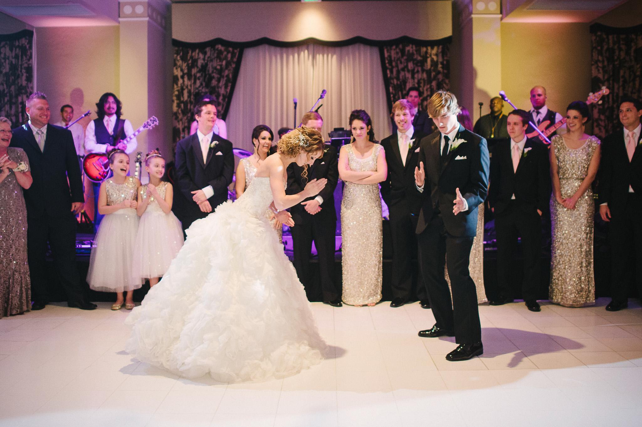 Don Cesar King Charles Ballroom Wedding
