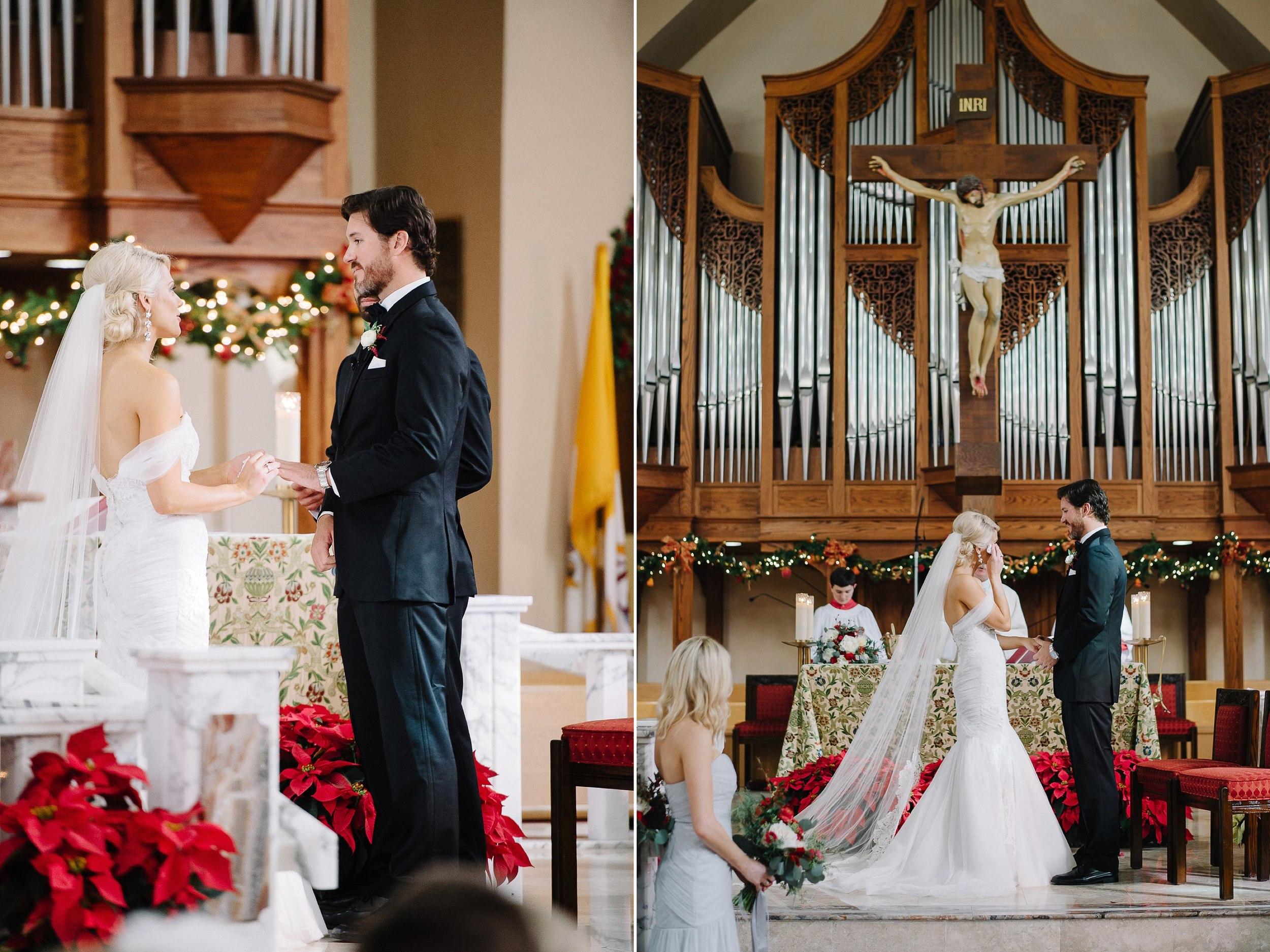 St. Martha's Sarasota Florida Wedding