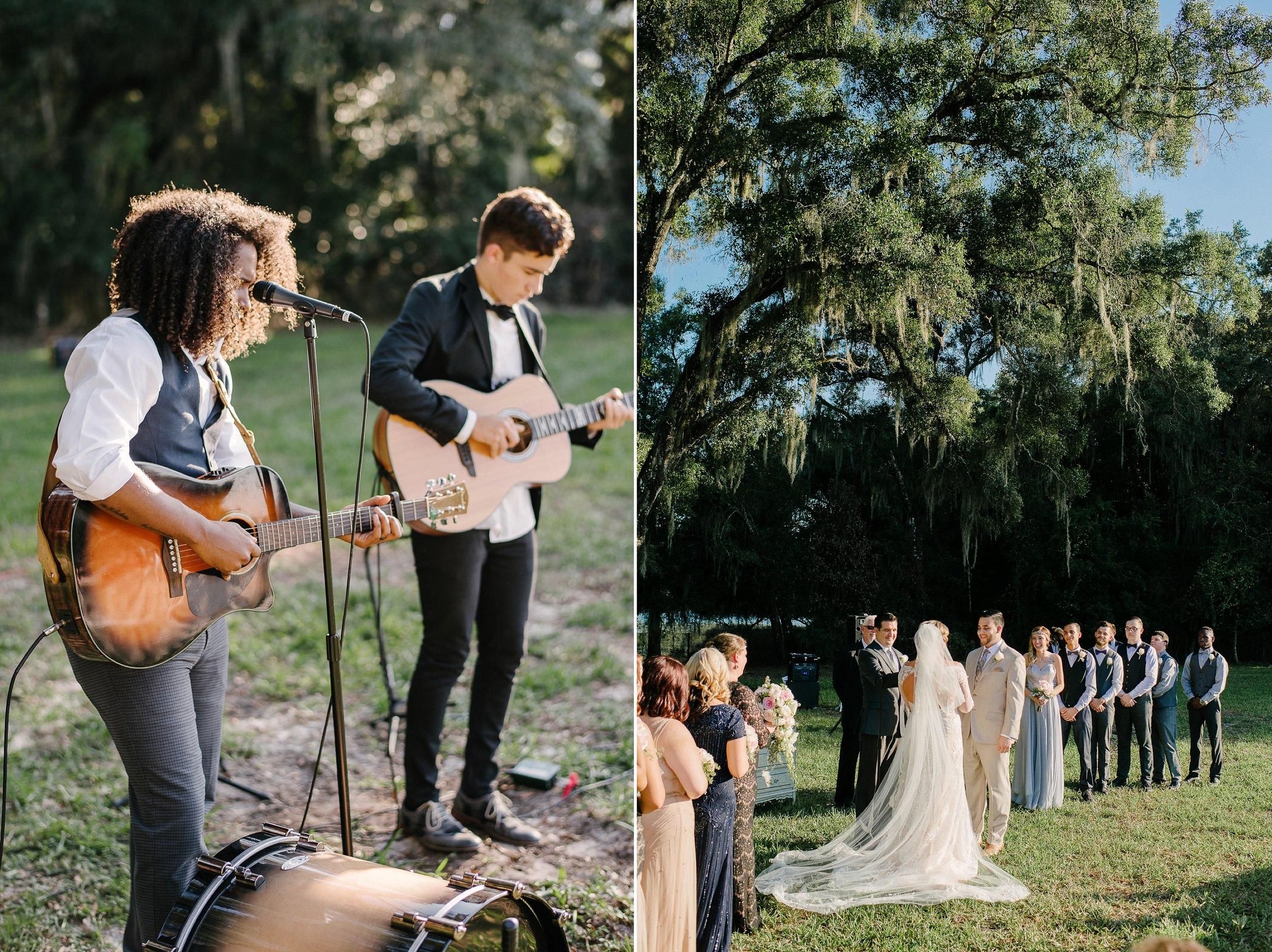 Florida Countryside Wedding