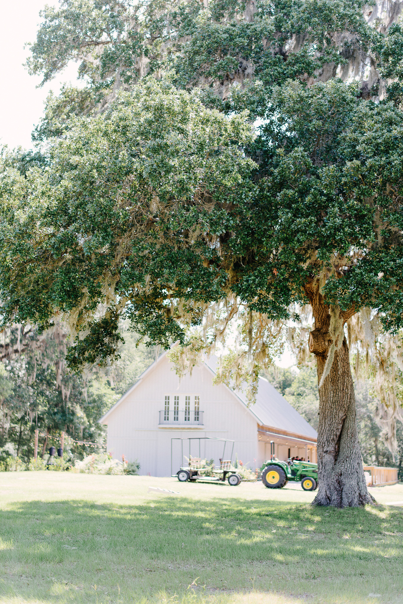 October Oaks Wedding  Sunglow Photography