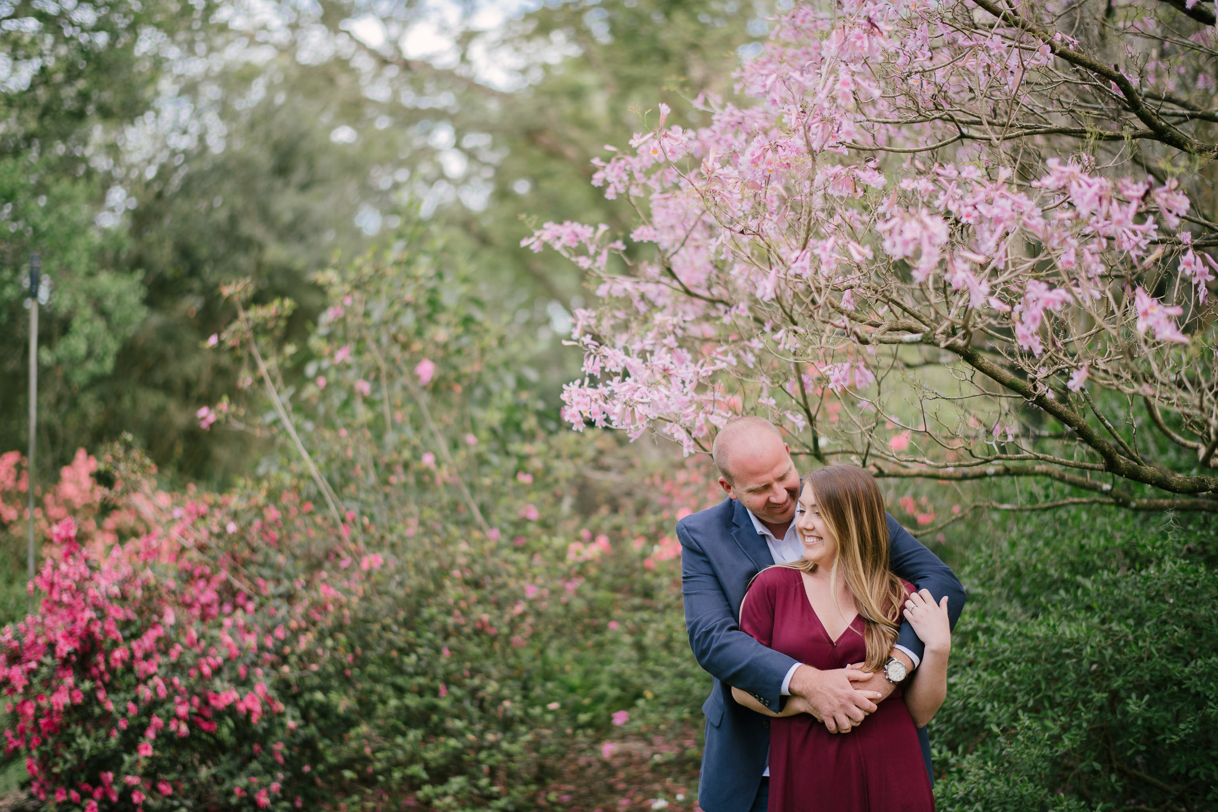 Bok Tower Garden Wedding