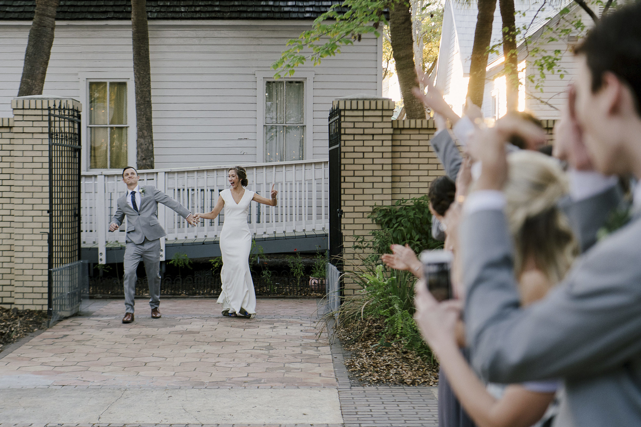 Ybor City Museum Wedding Sunglow Photography Ashton Events