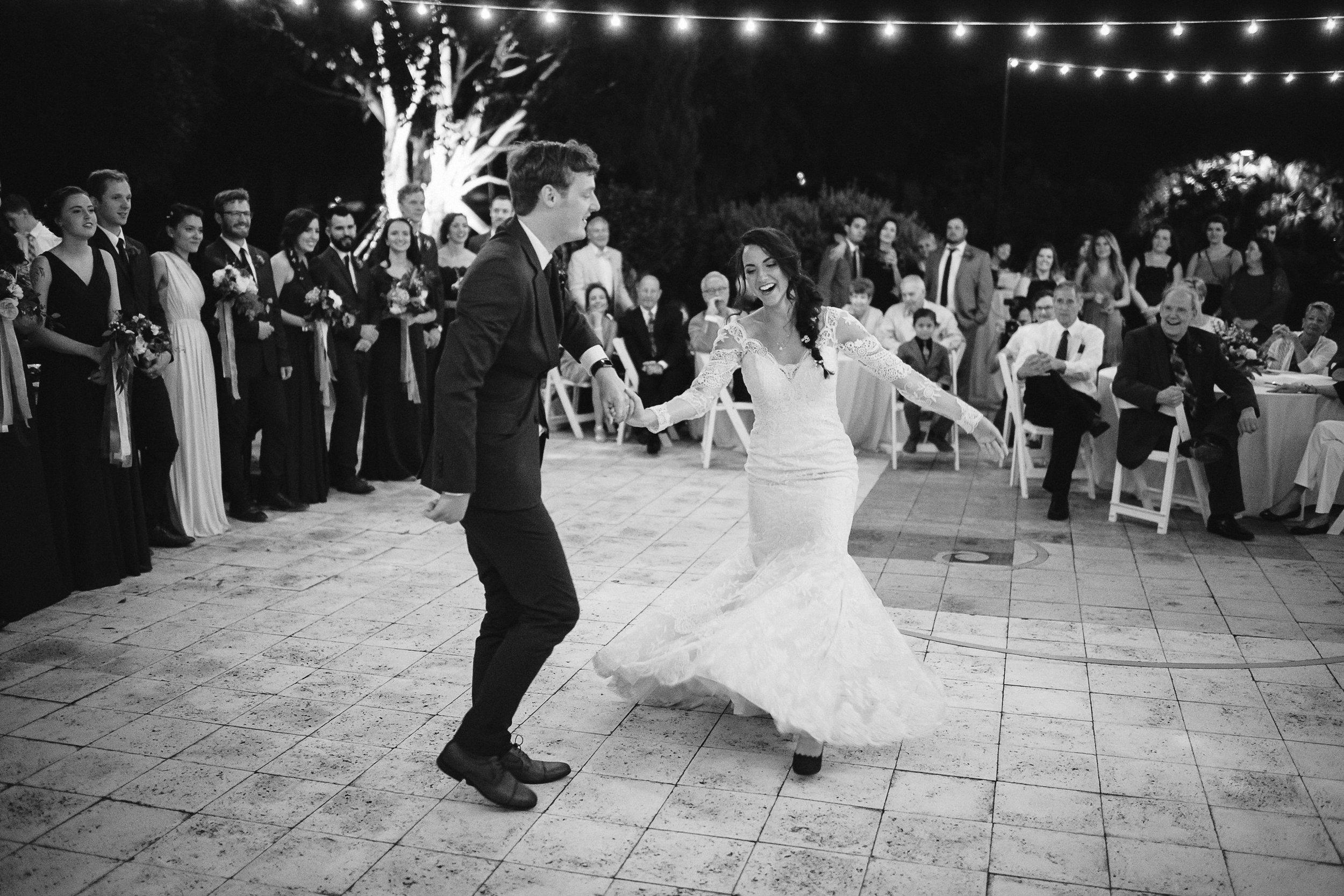 Dali Museum Wedding in St. Pete Florida