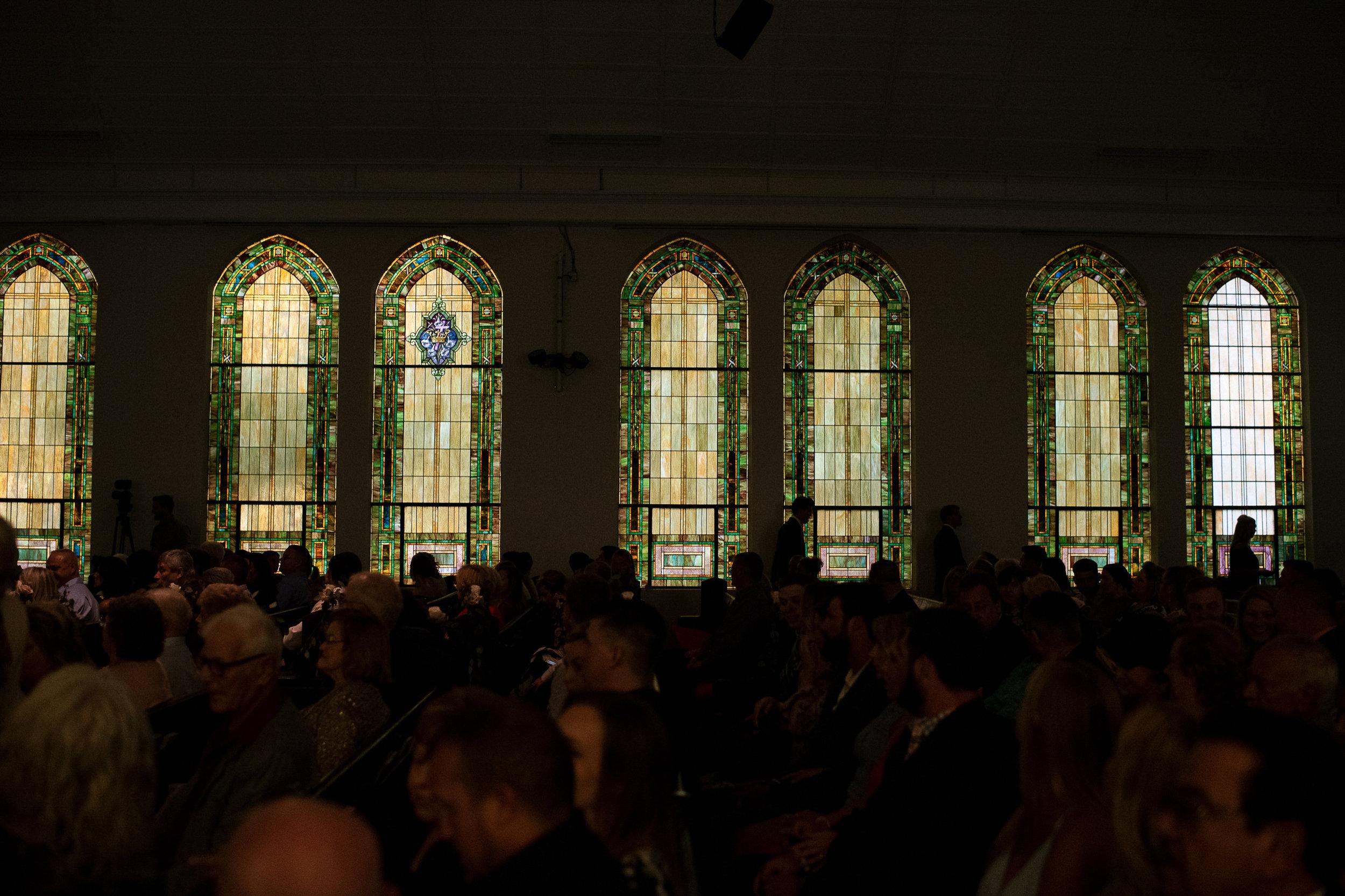 Lakeland Wedding Grace City Church and Haus 820 by Sunglow Photo