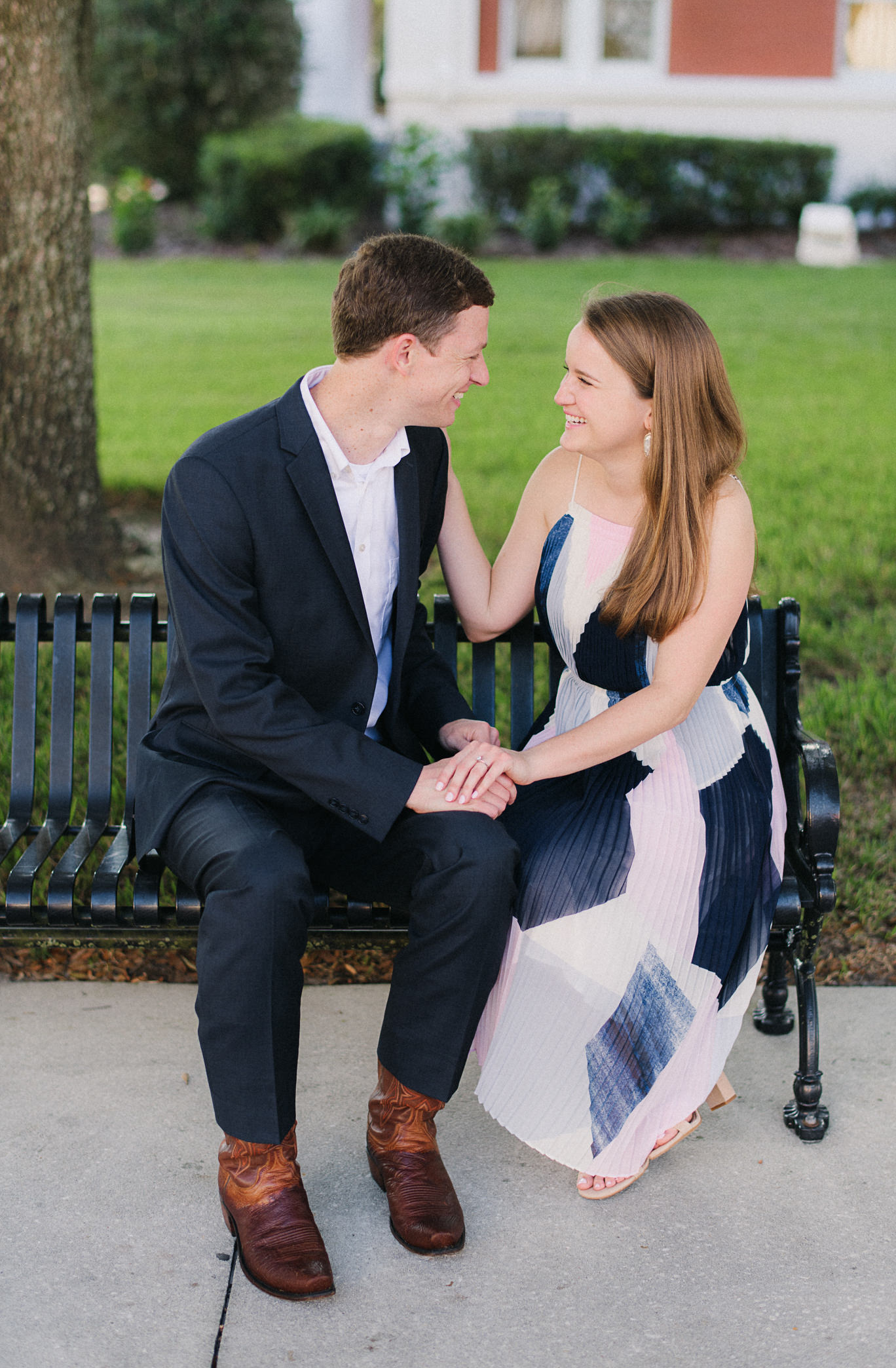 Downtown Dade City Engagement Session