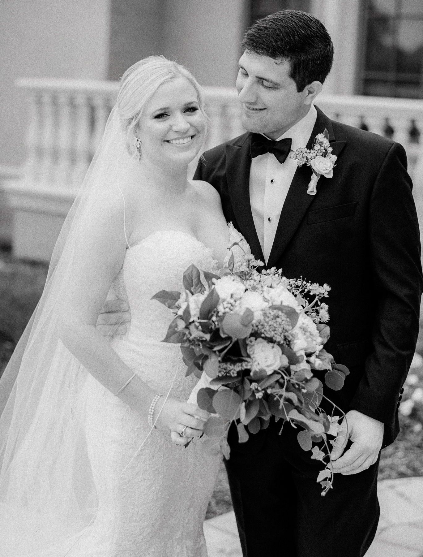 Orlando Coutry Club Black Tie Wedding